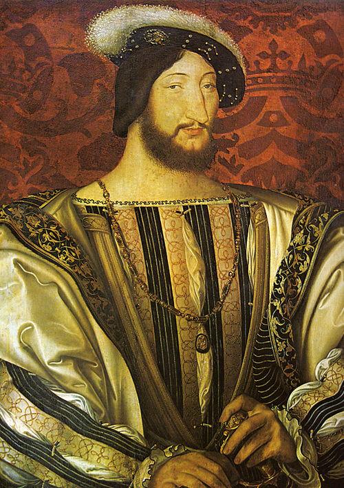 Fransoa I Valoa