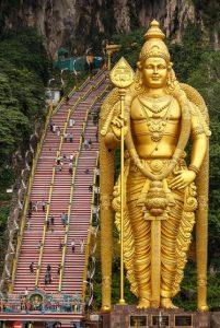 Kartikeja - Hinduistički bog rata