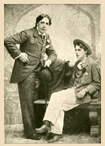 Oskar Vajld i Alfred Daglas