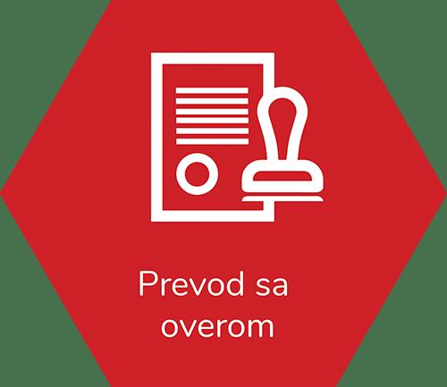 Prevodi sa overom - Translations