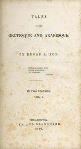 Priče o groteski i arabeski