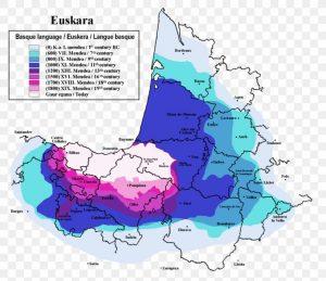 Baskijski ( euskara) jezik