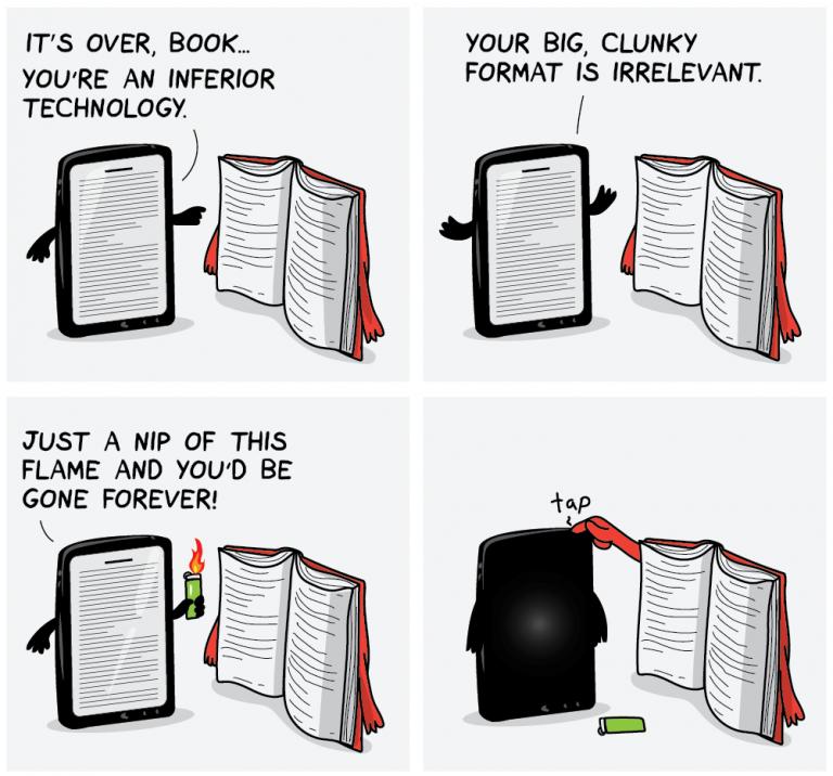 format knjiga